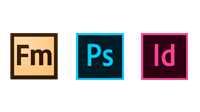 Schulungen Photoshop Framemaker Indesign